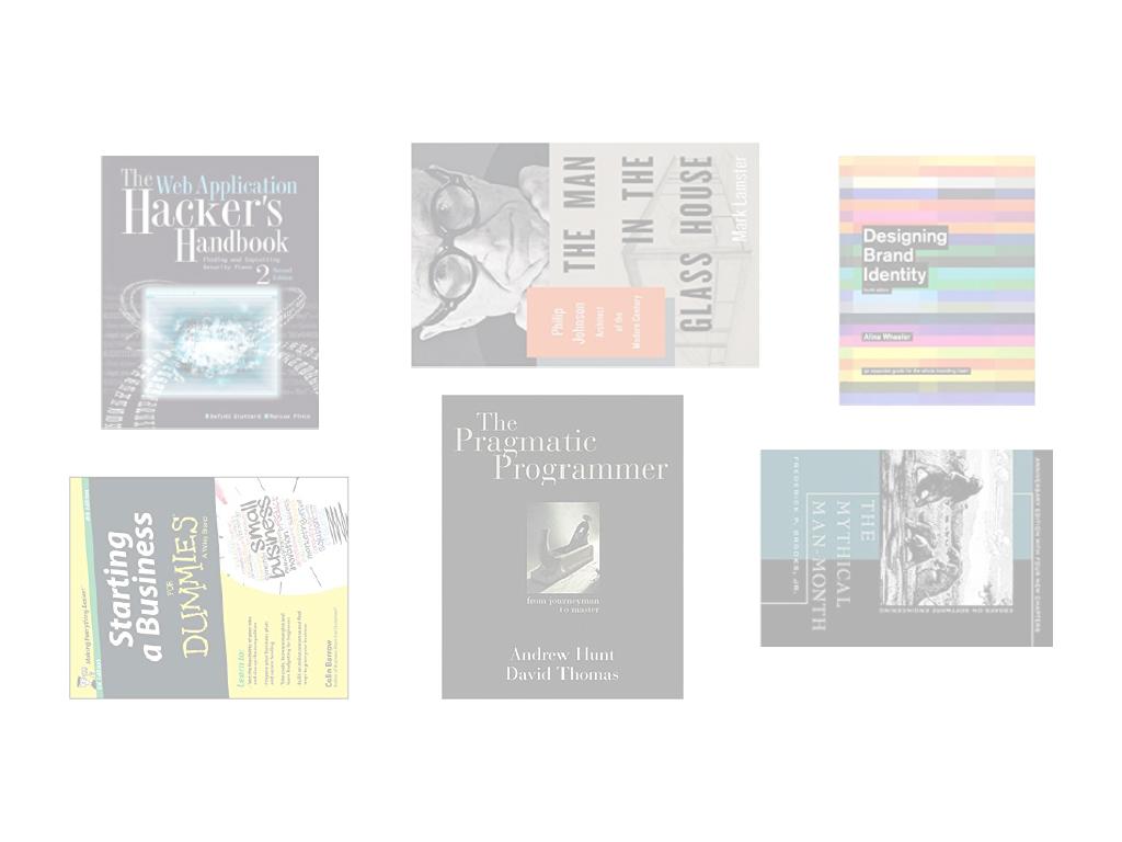 Books top